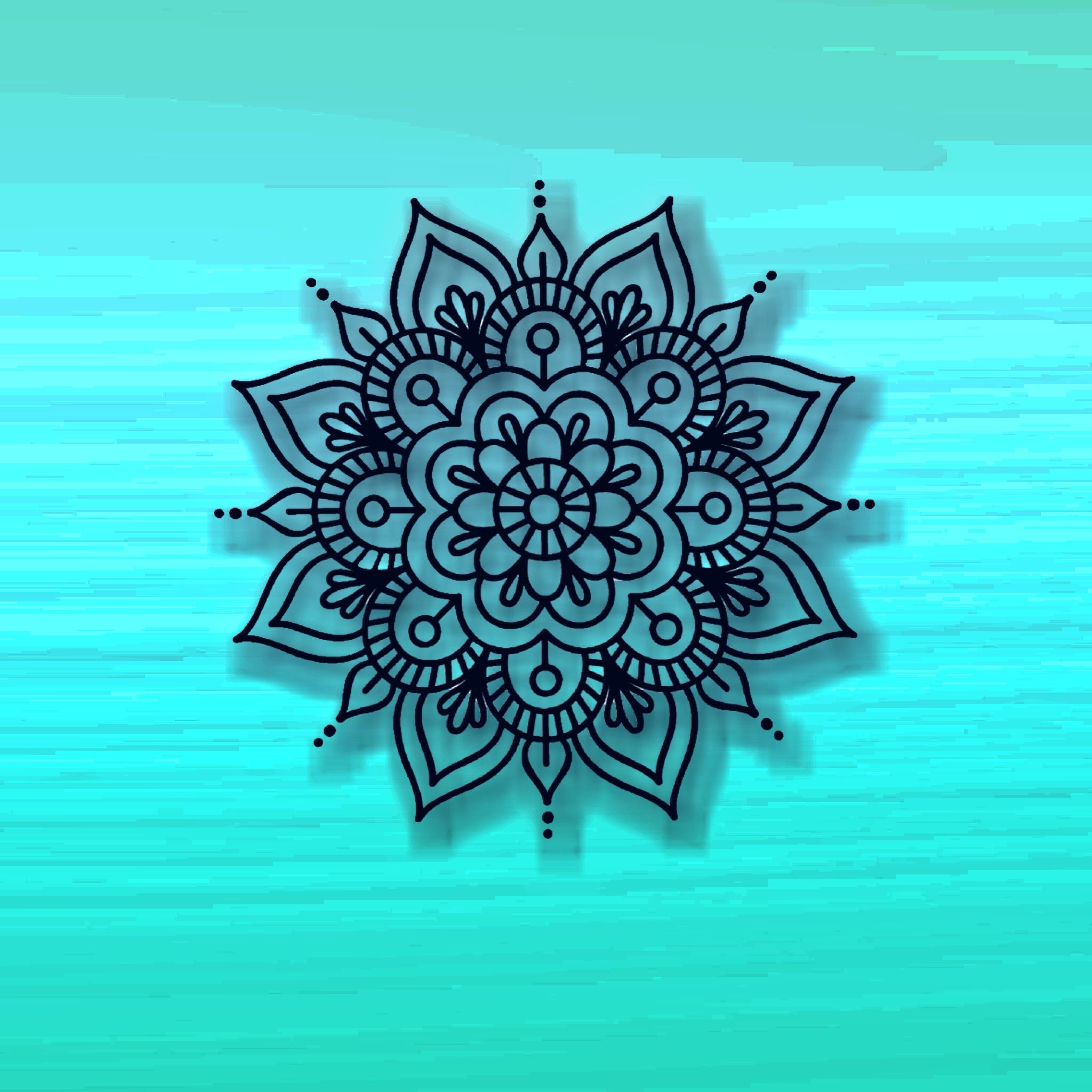 Mandala Design Illustration