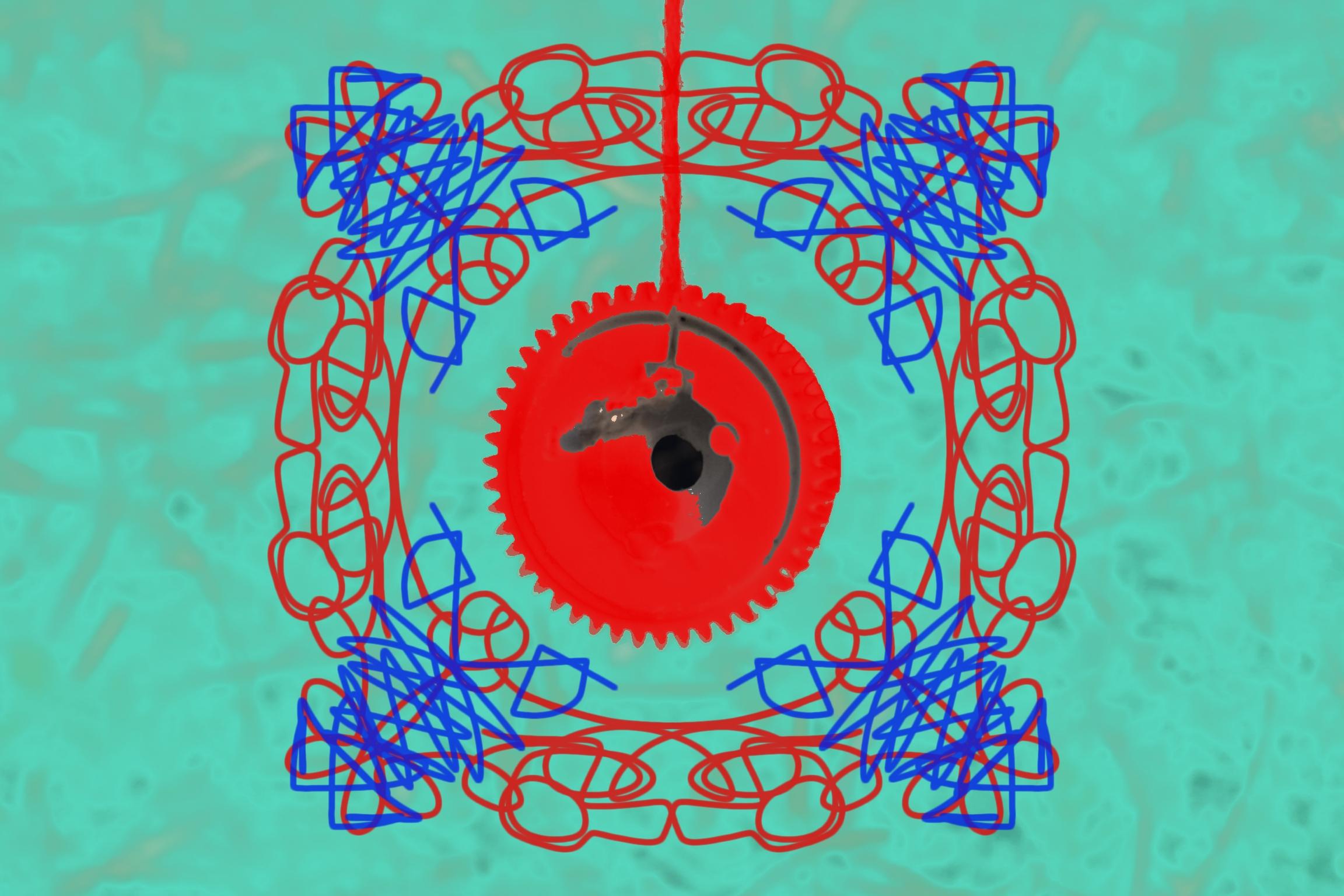 Mechanism illustration