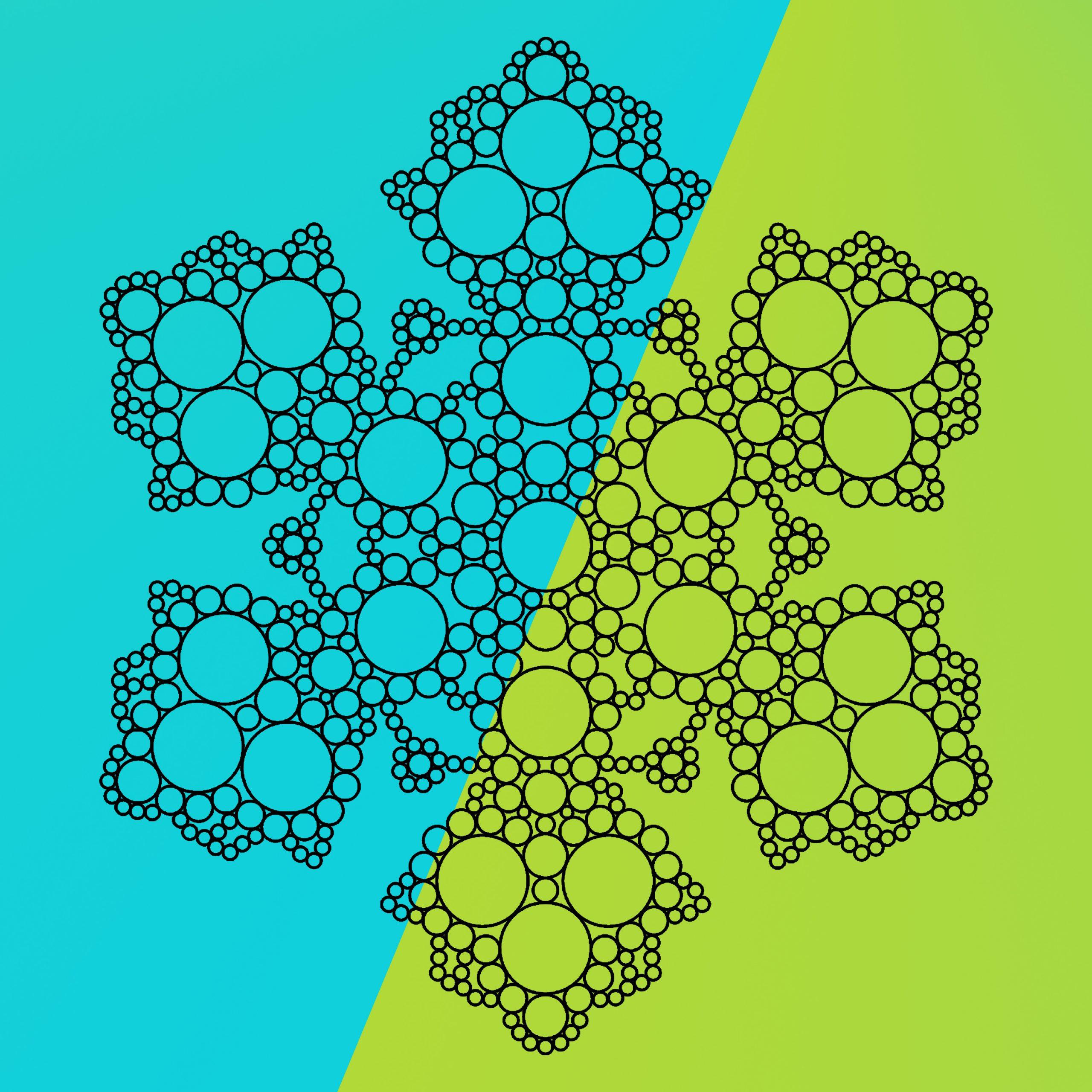 Pattern design illustration