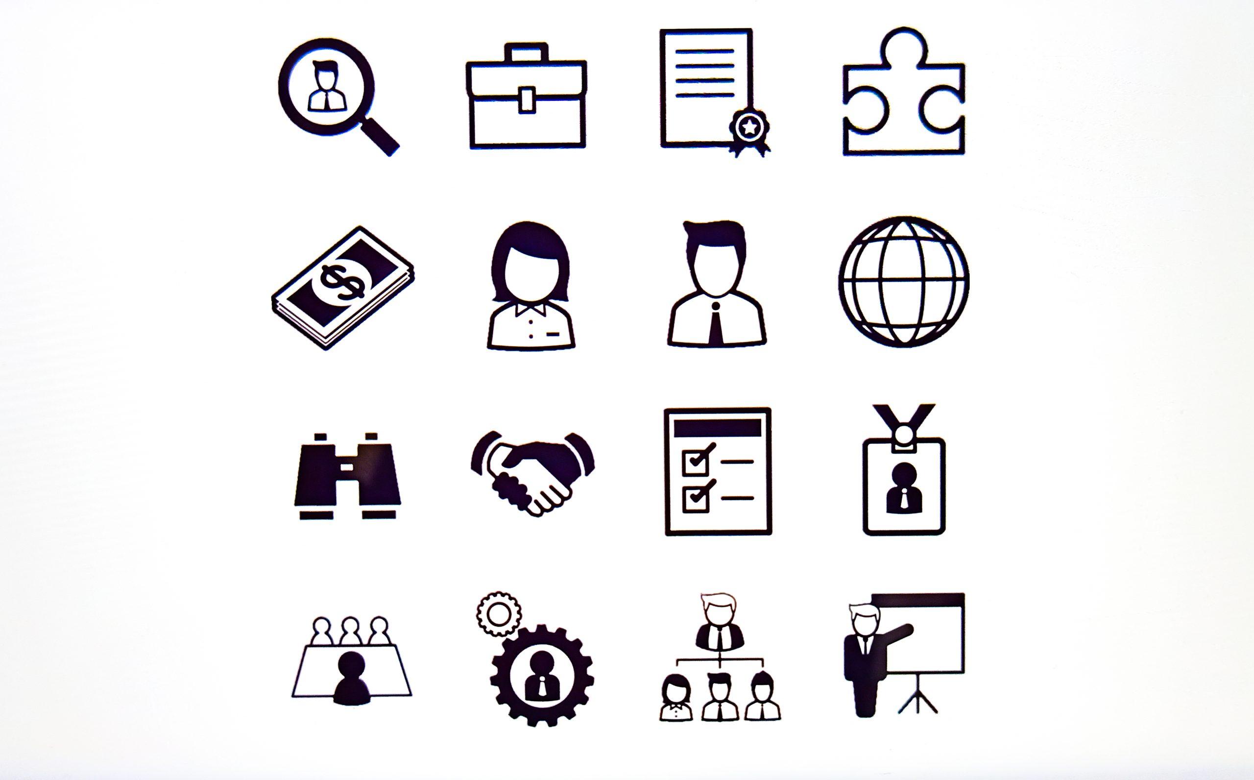 Signs and symbols Illustration