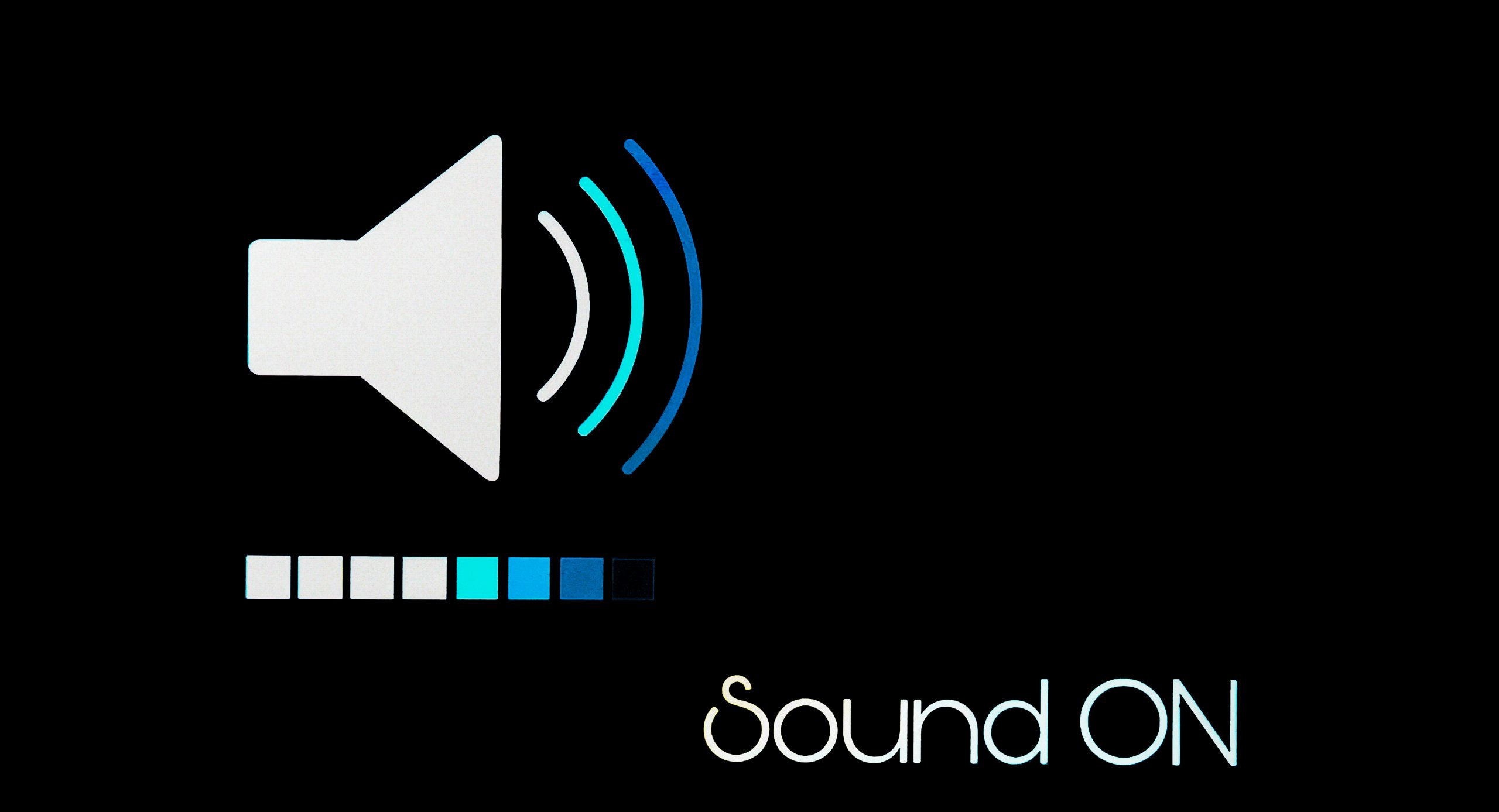 Sound ON illustration