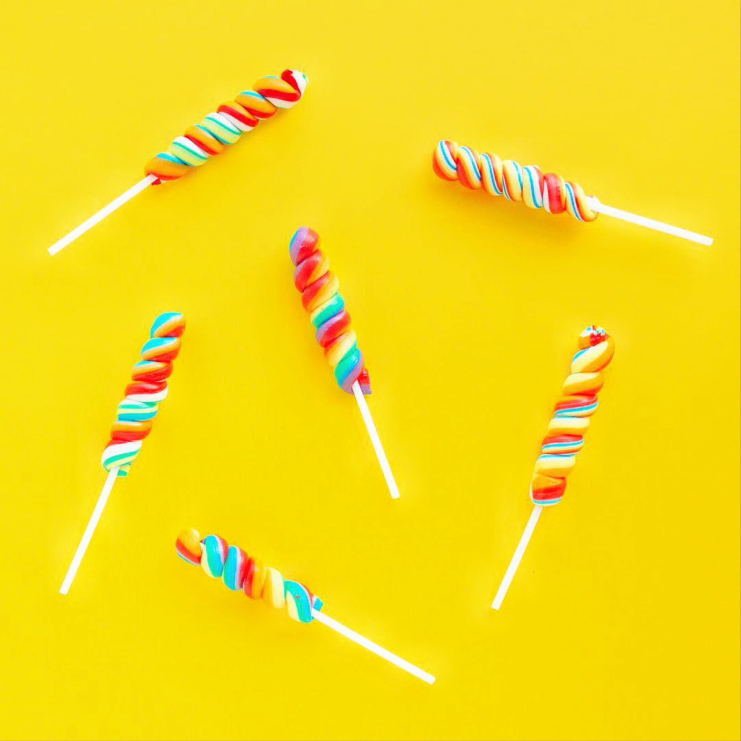 Stick candies