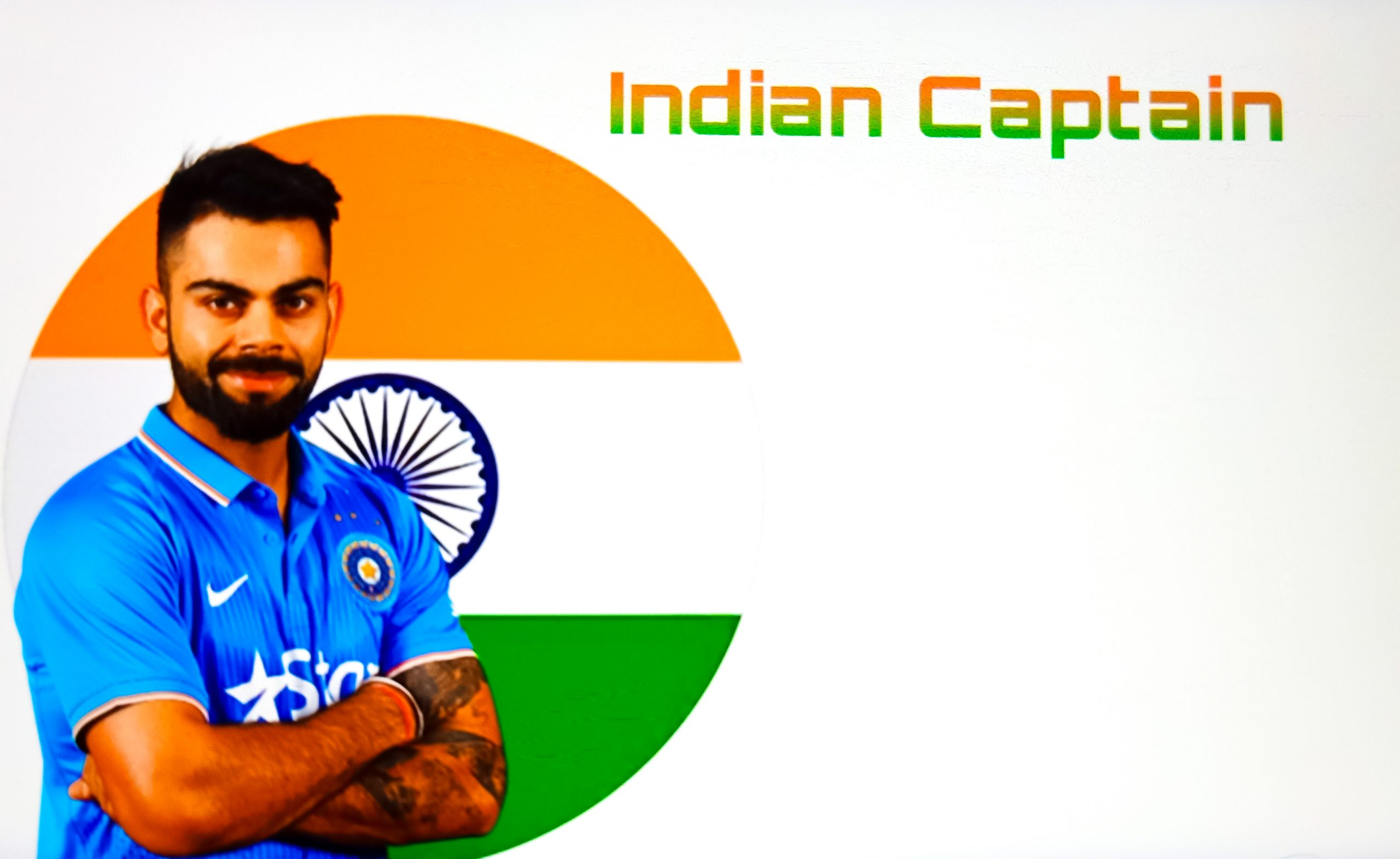 Virat Kohli, Indian cricket team captain
