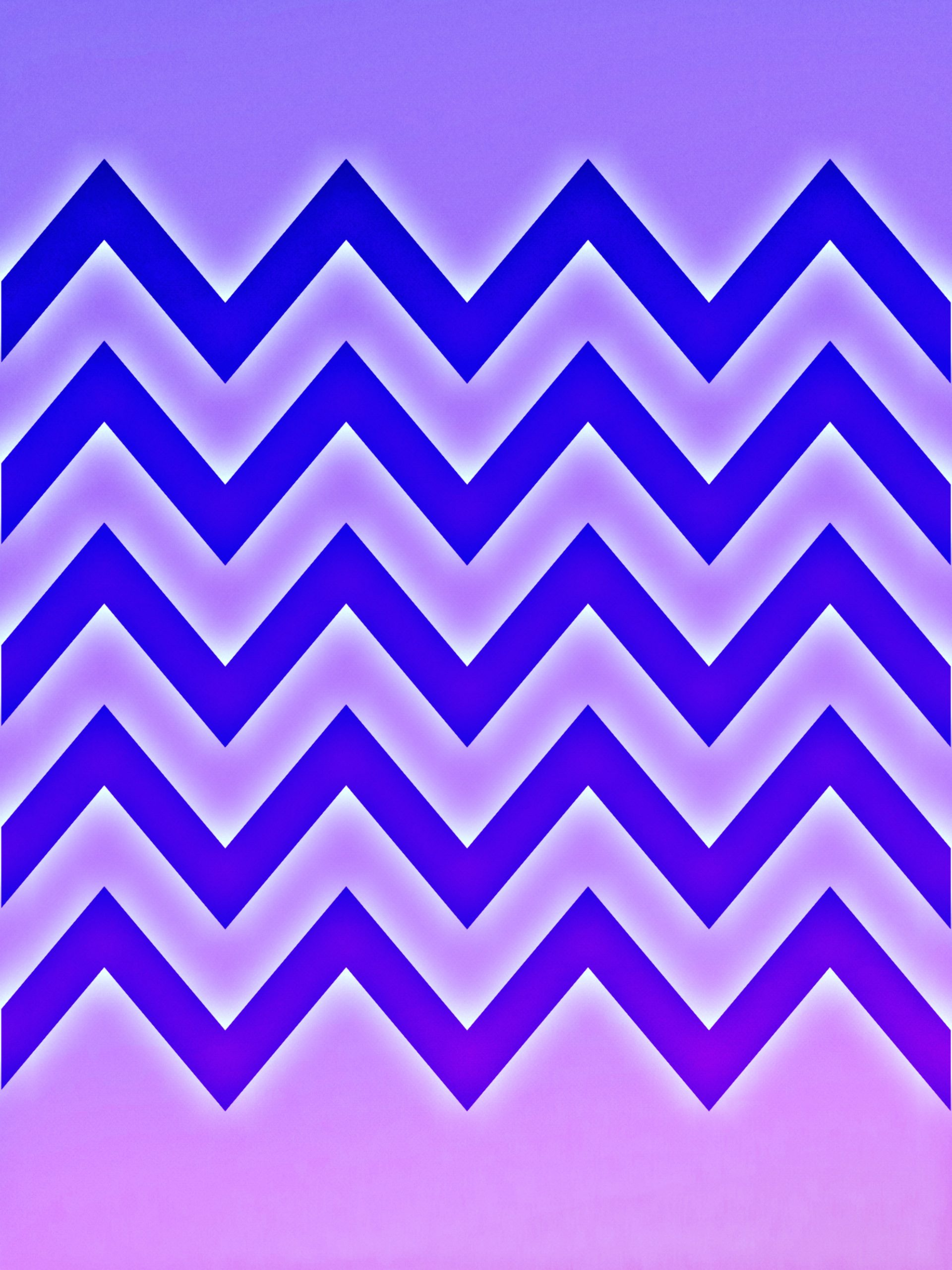Wave lines illustration