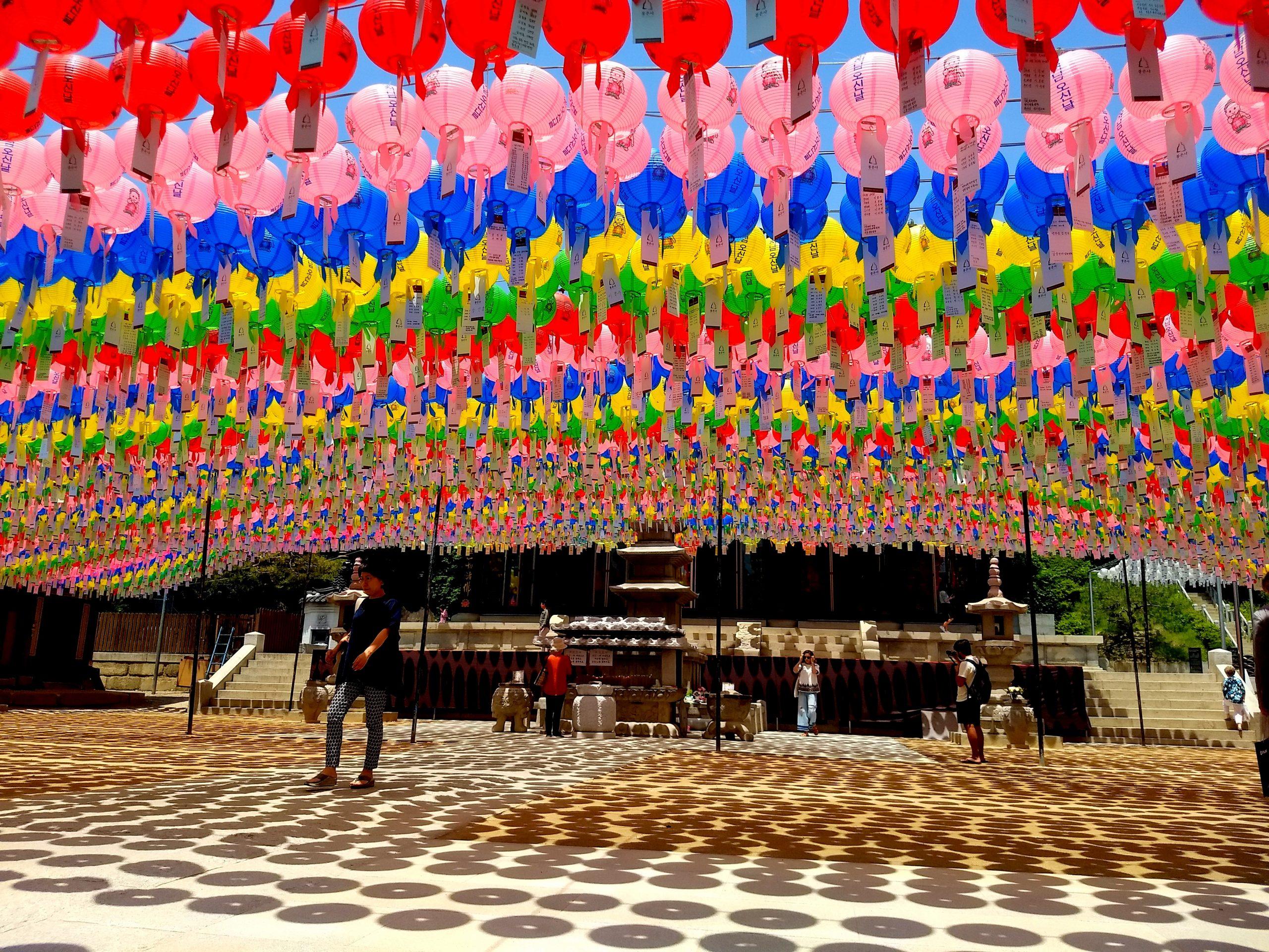 lamp festival