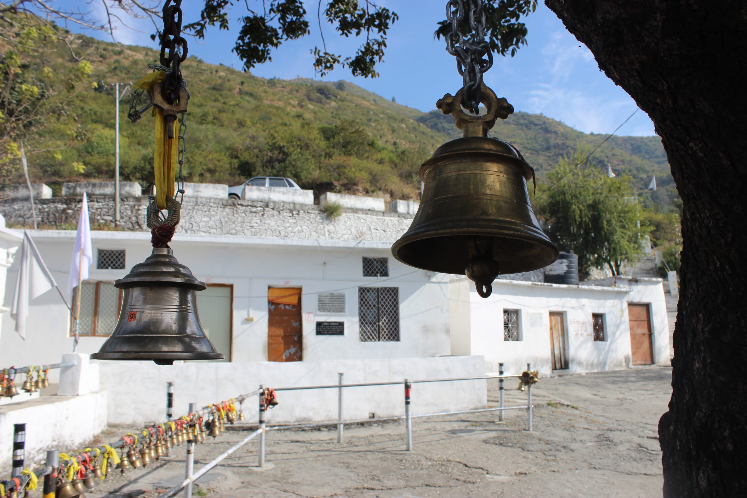 temple and temple bells