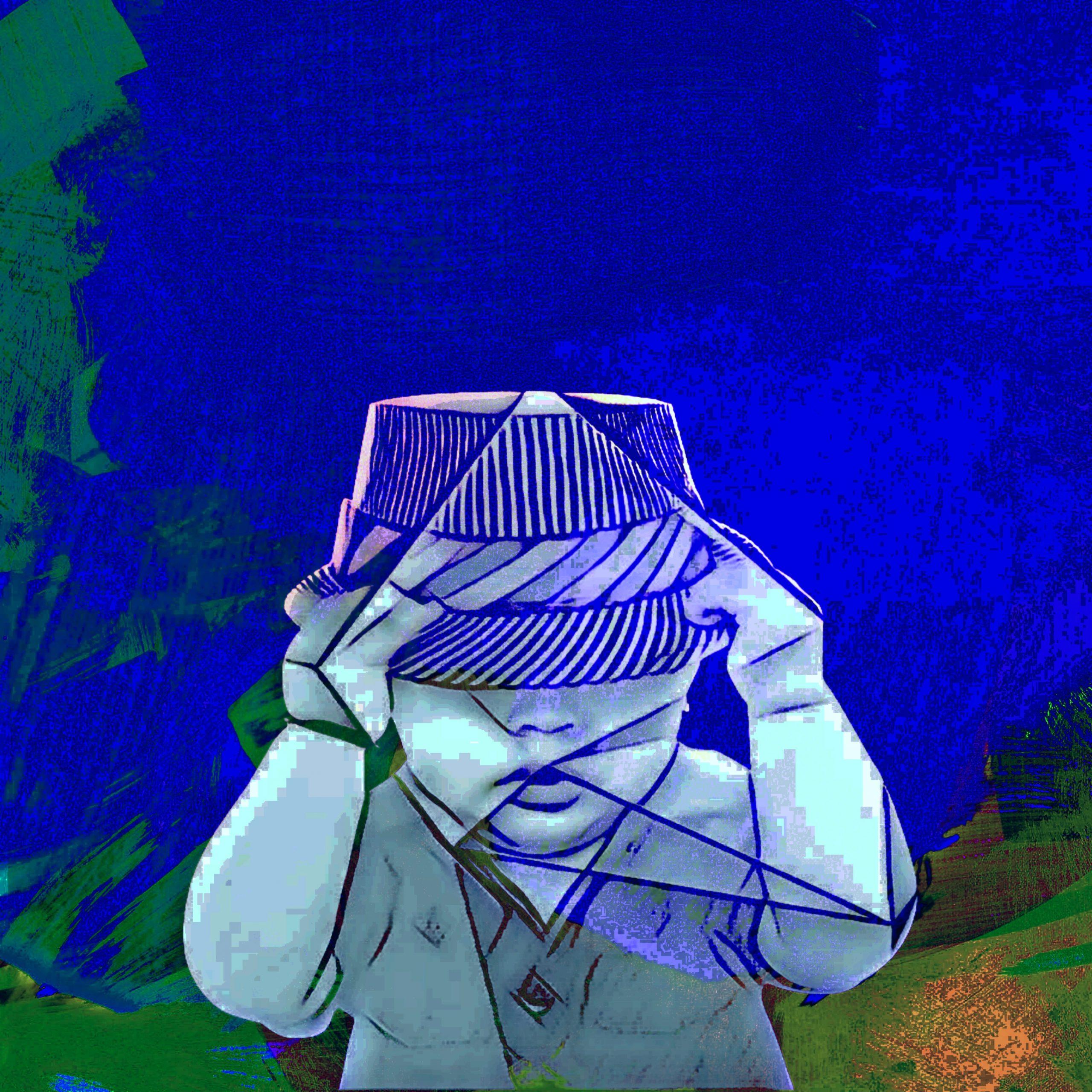 Animated kid illustration