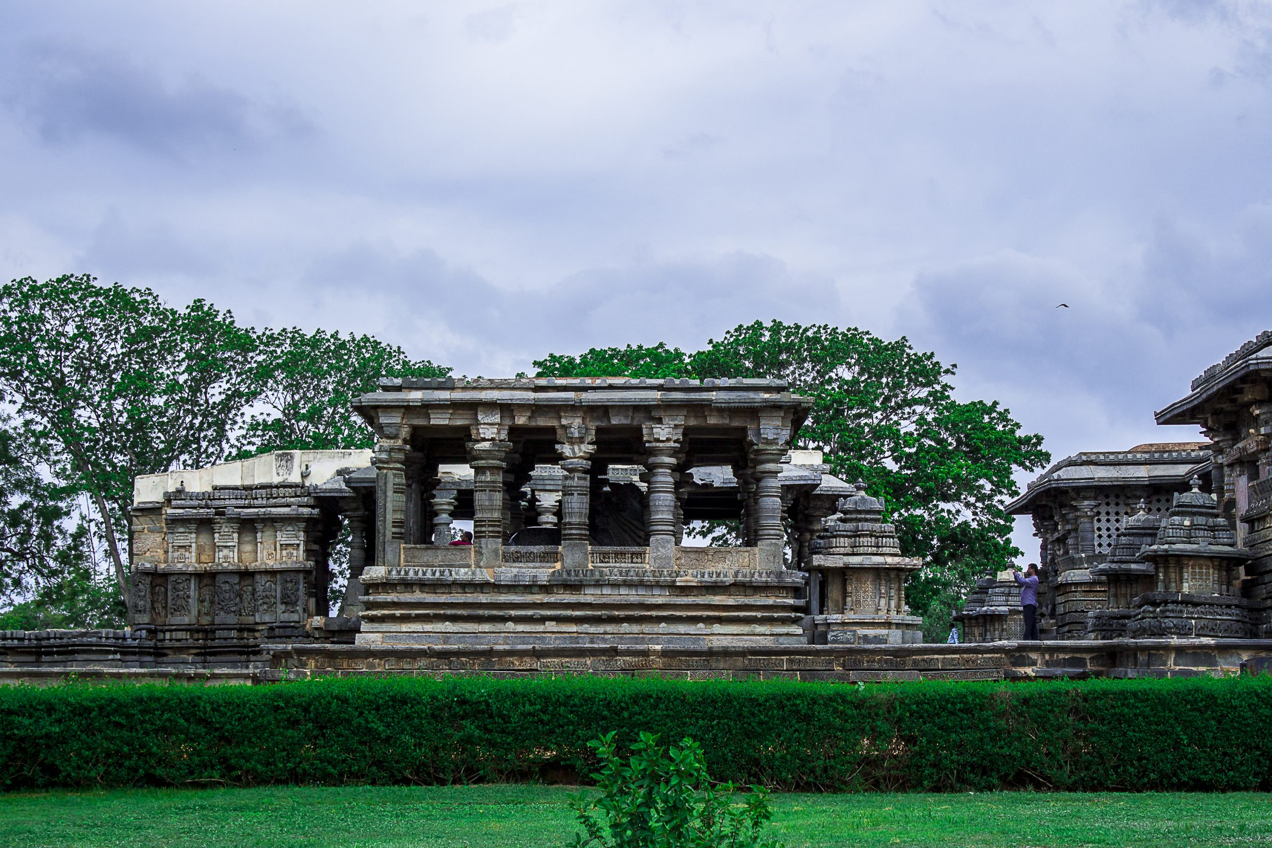 An ancient Temple in Halebeedu