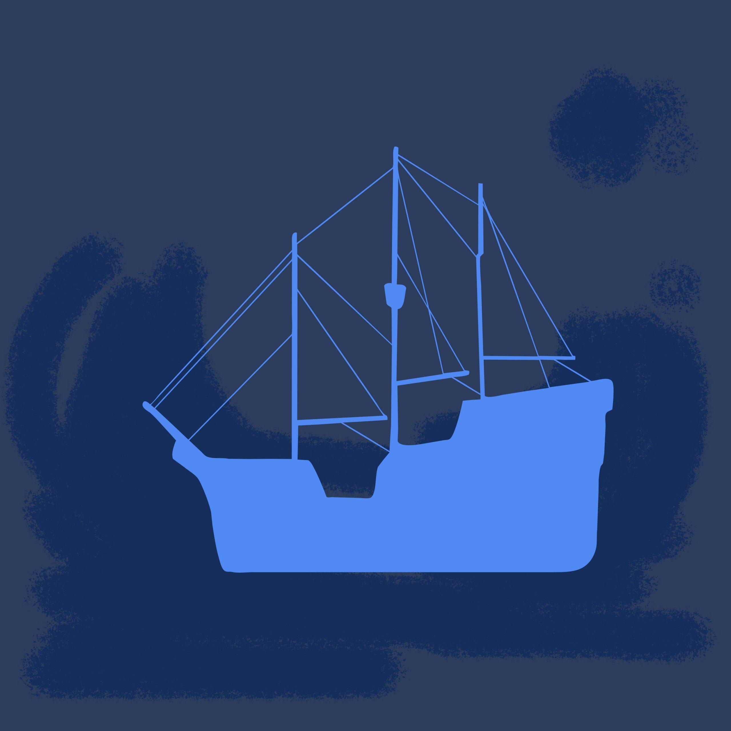 Boat illustration