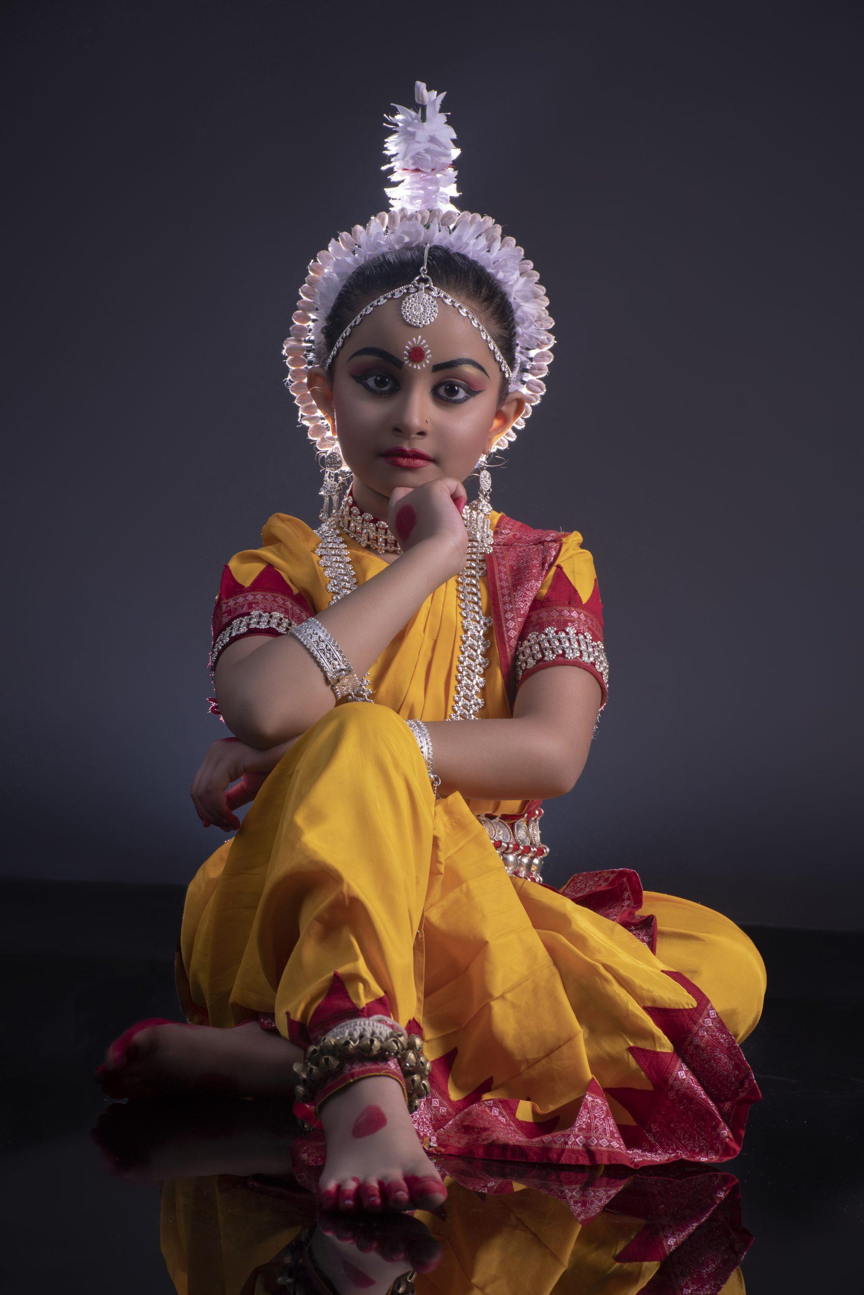 Cute Odessa Dancer