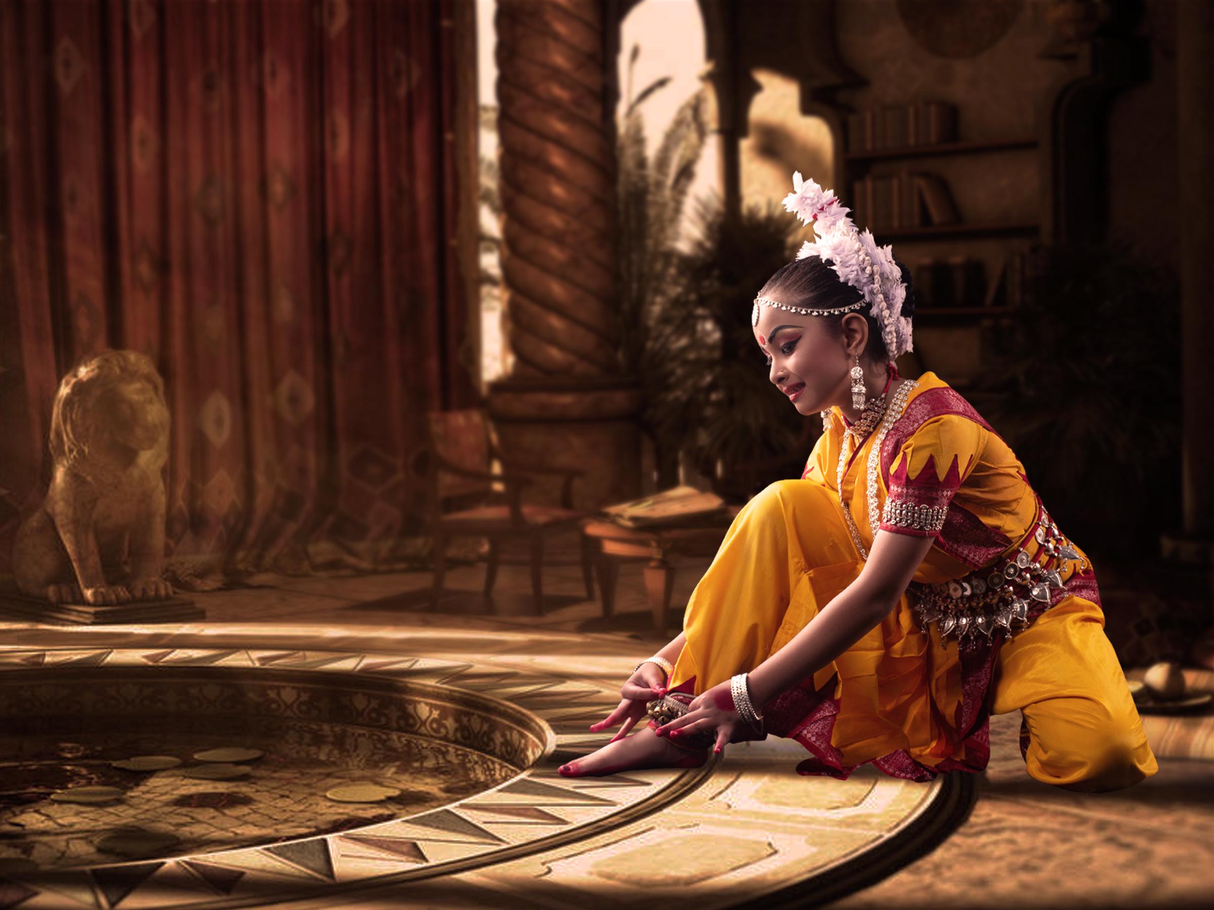 Elegant Little Dancer