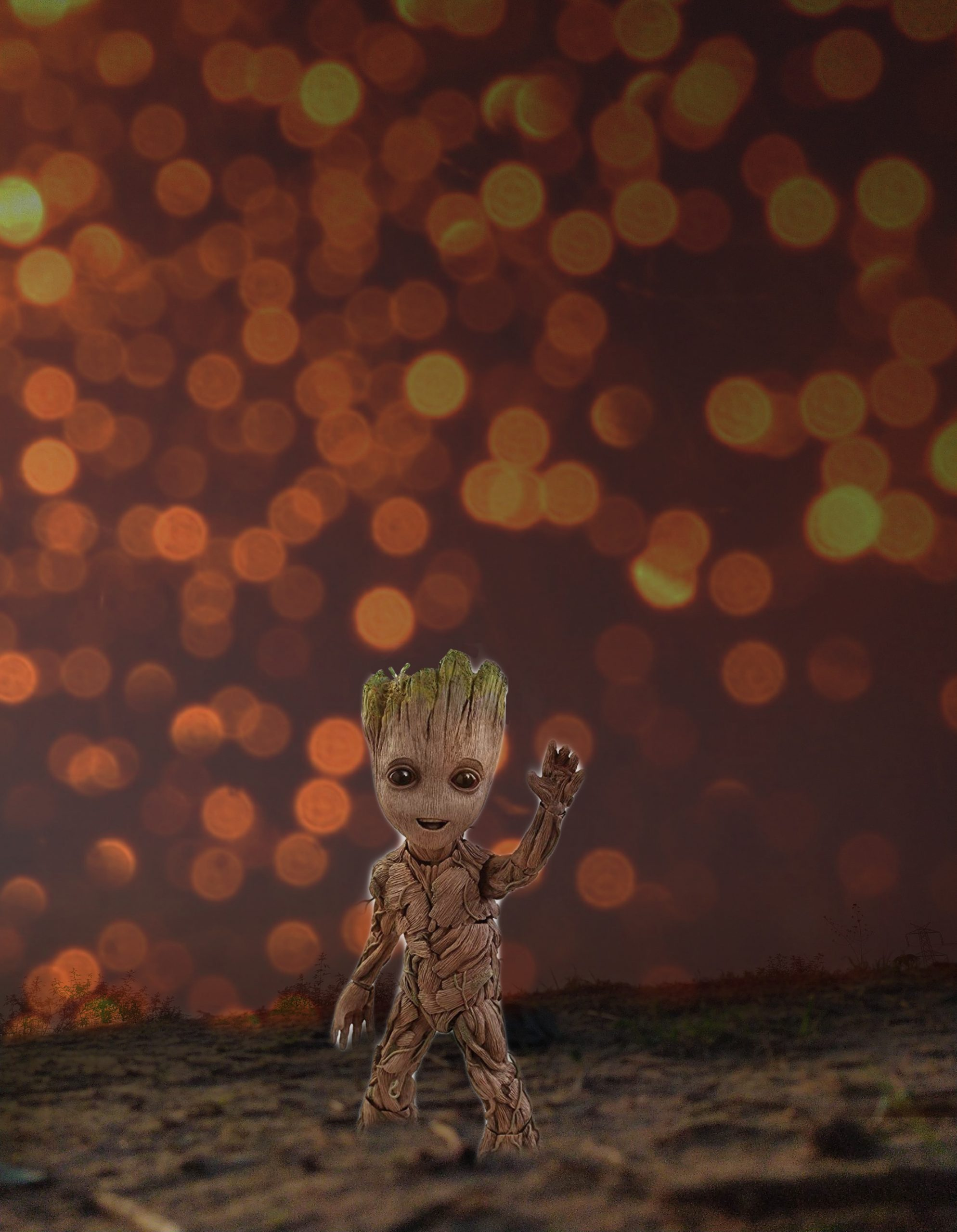 Fictional character Groot
