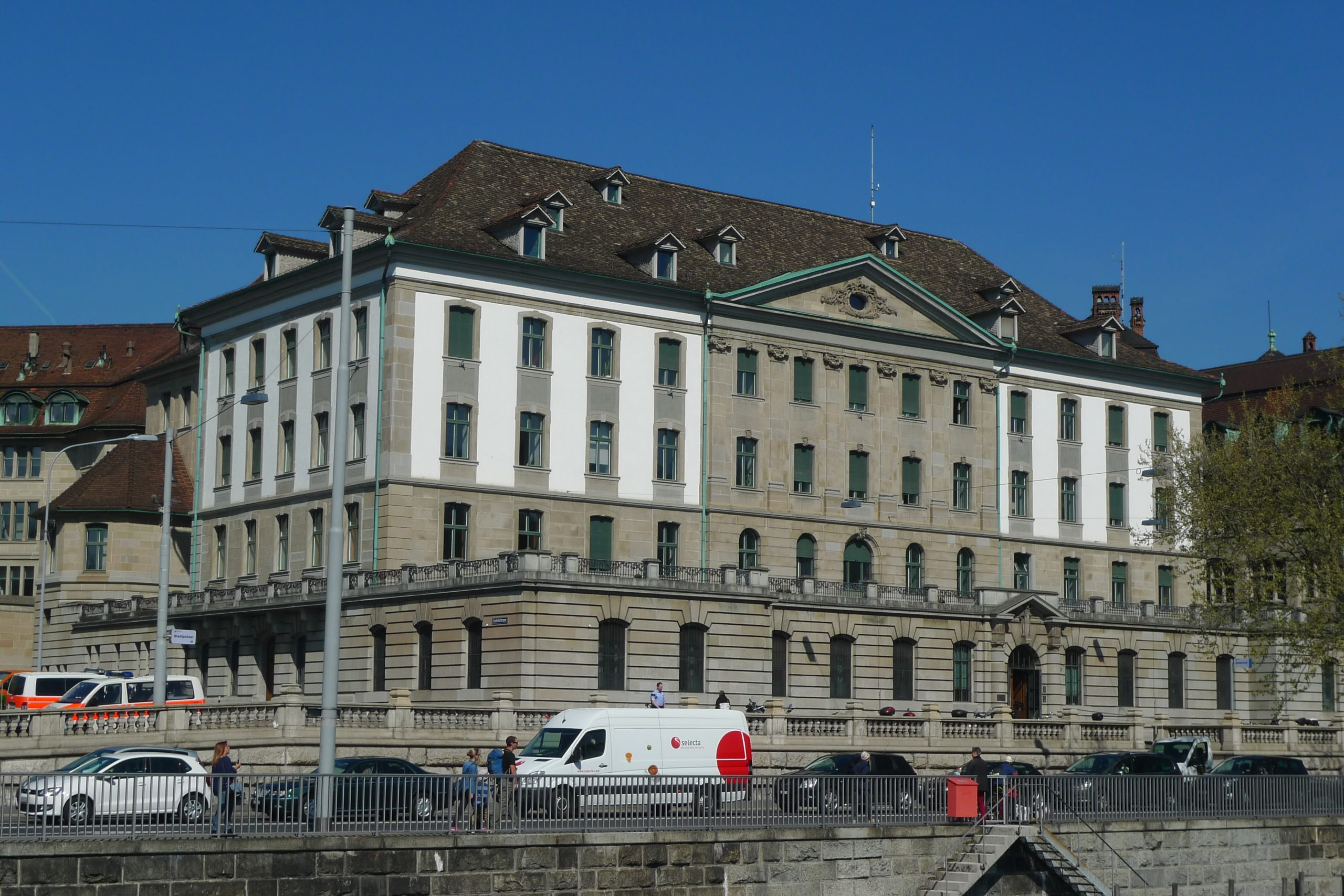 WHO Hospital, Zurich