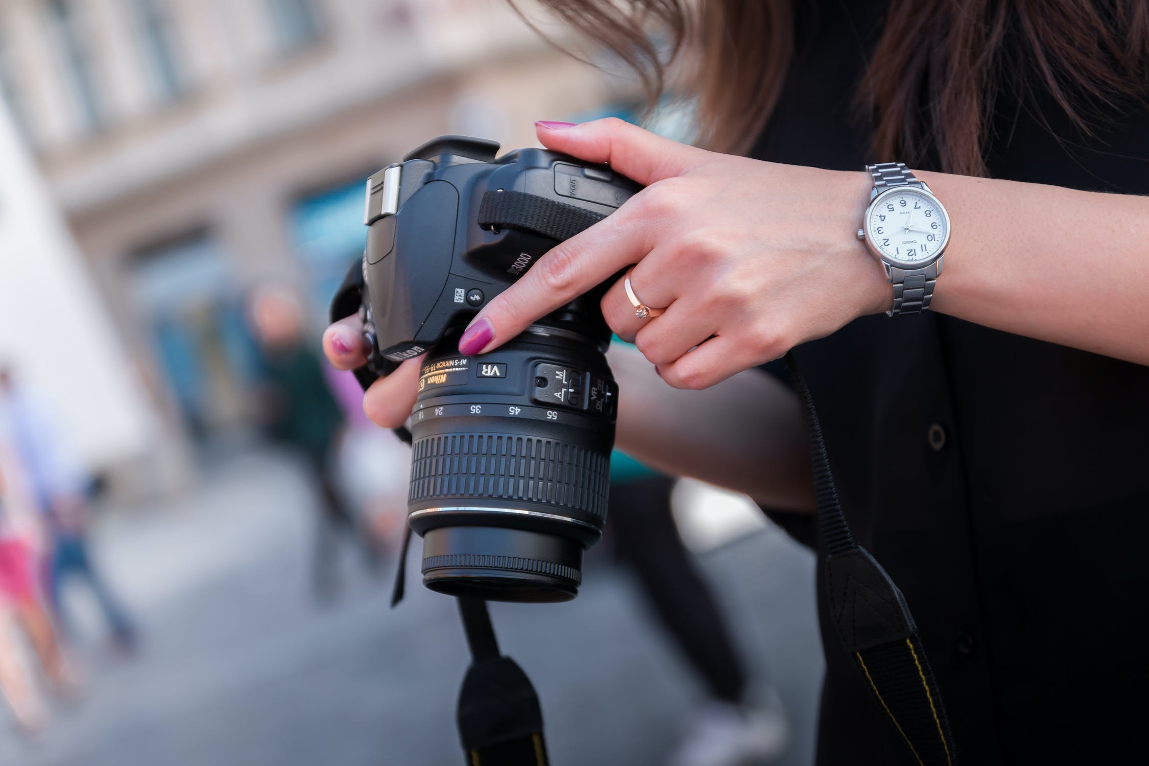 Things to Consider When Choosing a DSLR Camera