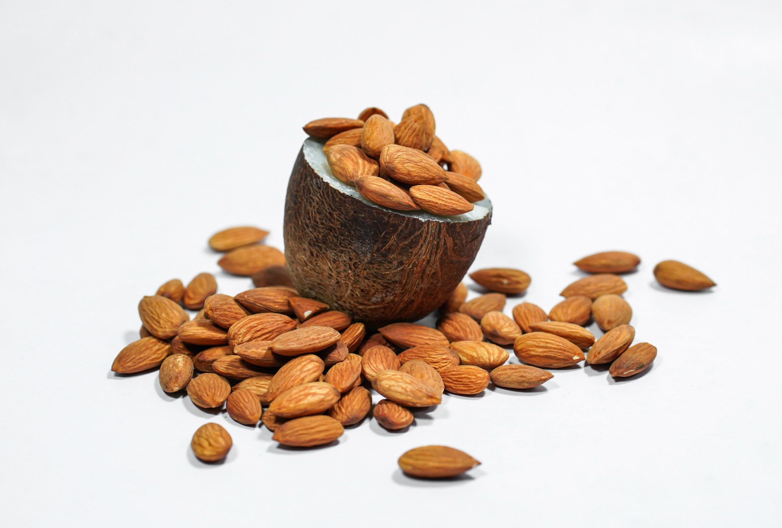 Coconut and Almonds