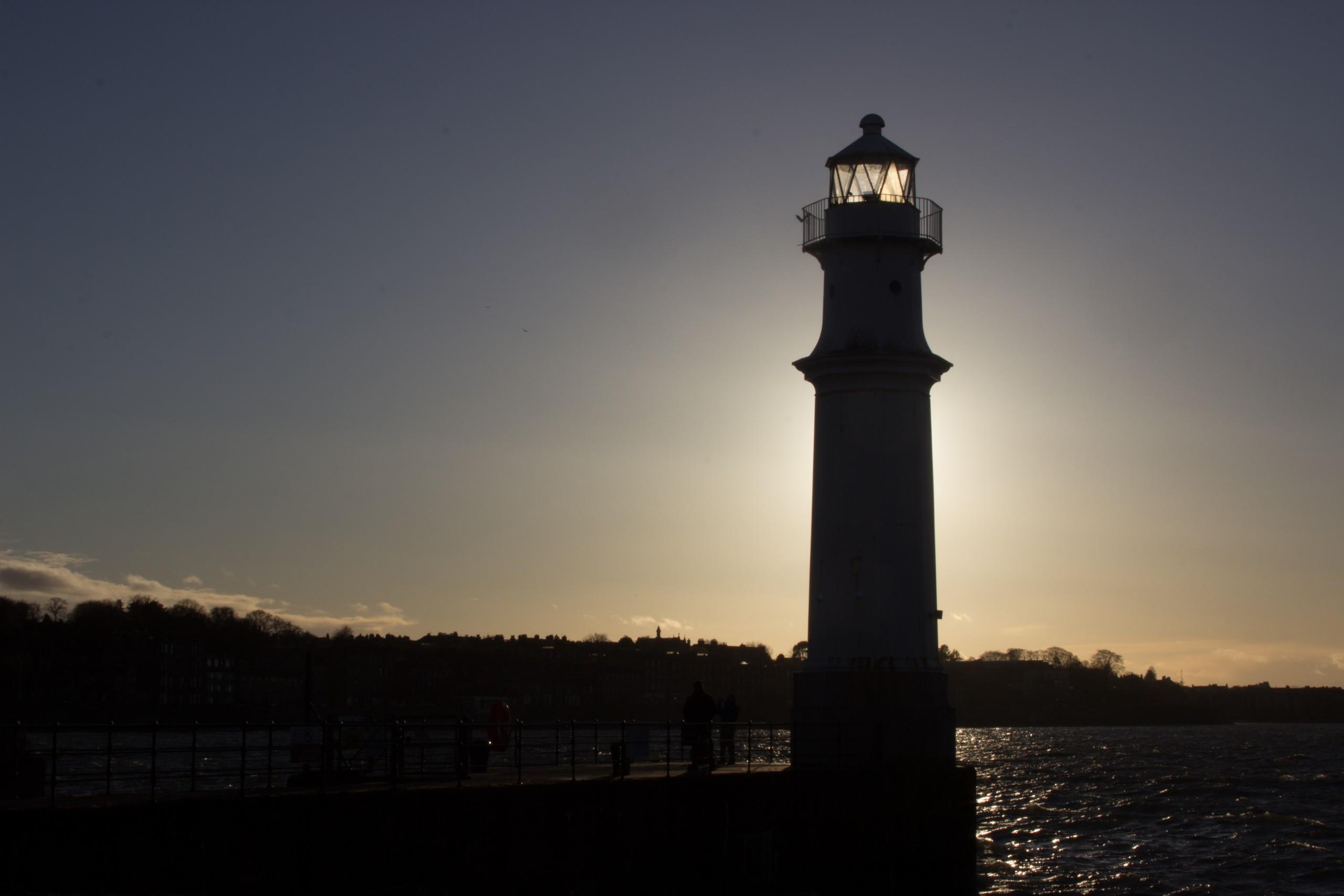 Lighthouse @ Sunset