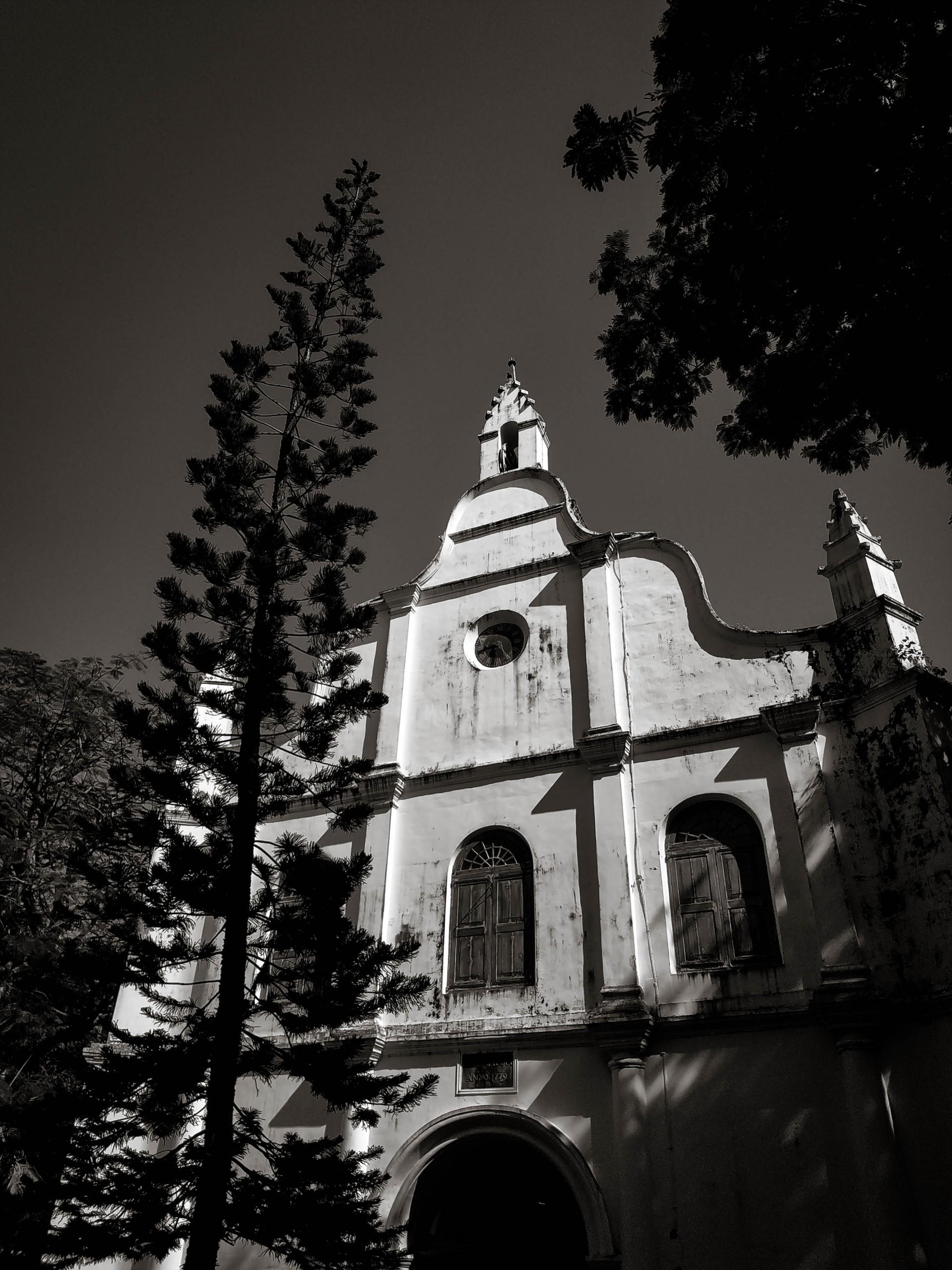 a Dutch Church in Kochi